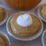 pies with cream